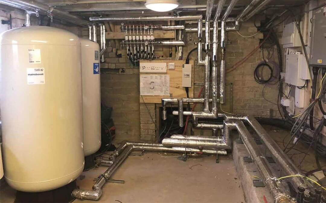 Park House Harston – RJ_s Plumbing _ Heating Ltd